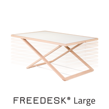 Freedesk - Adjustable Desk Riser, Large