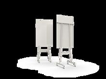 Lintex Mono Mobile Glass Board - 707x1960mm