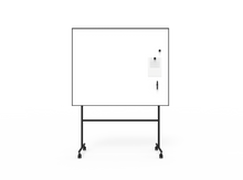 Lintex ONE Mobile Whiteboard - 1507x1207mm