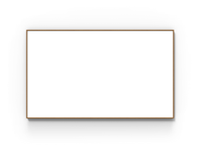 Lintex Wood Whiteboard - 2008x1208mm
