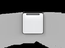 Lintex Note Whiteboard - 805x805mm