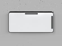 Lintex Note Whiteboard - 805x1805mm
