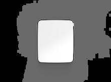 Lintex Air Flow Whiteboard - 990x1190mm