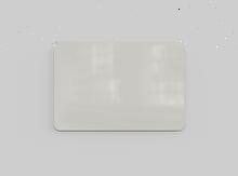 Lintex Curve Whiteboard - 1490x990mm