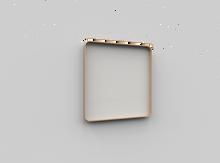 Lintex Frame Whiteboard - 1000x1000mm