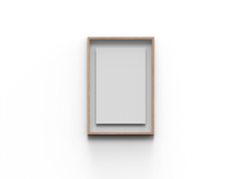 Lintex A01 Whiteboard - 700x1000mm