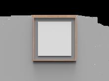 Lintex A01 Whiteboard - 1000x1000mm