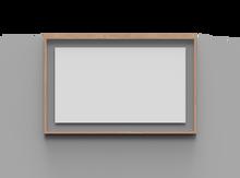 Lintex A01 Whiteboard - 1600x1000mm