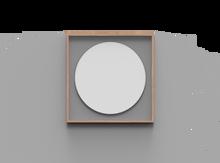 Lintex A01 Whiteboard Circle