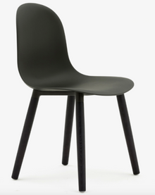 Allermuir Kin Side Chair with Plastic Shell