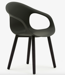 Allermuir Kin Arm Chair with Plastic Shell