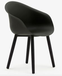 Allermuir Kin Tub Chair with Plastic Shell