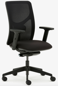 Allermuir Pluto Mesh Chair with Arms