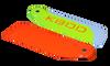 "KBDD 80mm Carbon Fiber ""Extreme Edition"" Tail Blades - GOBLIN 500 / GAUI X5"