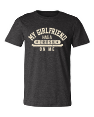 This tee is a favorite!  Great fit!