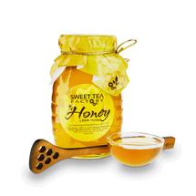 Orange Blossom Honey (Bee Stick not Included) (8oz)