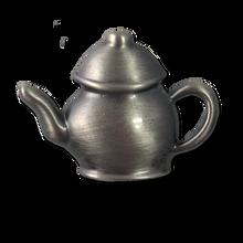 Pewter Teapot Lapel Pin