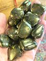 Chalcopyrite Tumbled Stone