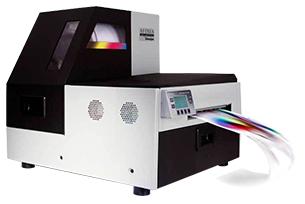 shop for Afinia L801 Plus Color Label Printer with VersaPass N Inks by Memjet