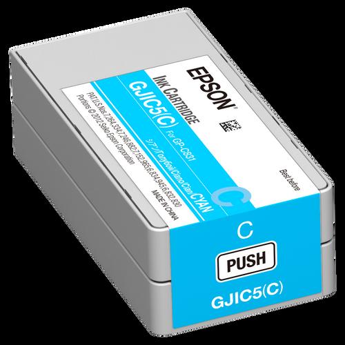 Epson GP-C831 Cyan Ink Cartridge GJIC5