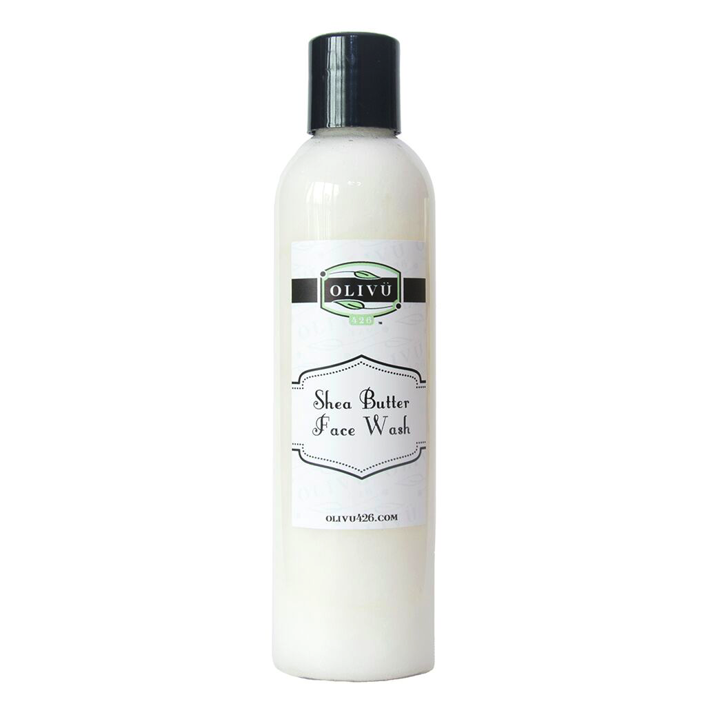 Shea Butter Face & Body Wash