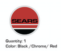 SEARS 1977 GT19.9 Steering Wheel Decal