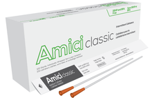 Amici Classic Male Intermittent Catheter - 16 French, Box of 100