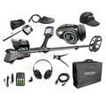 NOKTA IMPACT PRO PACKAGE with FREE WIRELESS HEADPHONES AND CAP