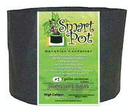 1 Gallon Smart Pot Black in Bulk (724700) UPC 80674344100014