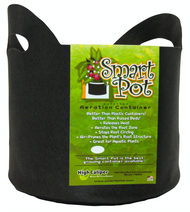 10 Gallon Smart Pot with handles black in Bulk (724725) UPC 80674344140102