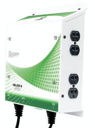Titan Controls Helios 8 - 8 Light 240 V Controller with Dual Trigger Cords (702677) UPC 870883000424