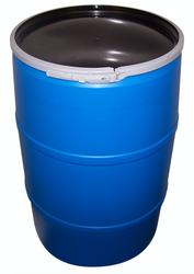 55 Gallon Barrel with Lid (Food Grade) in Bulk (707168)