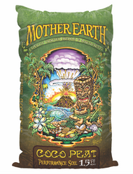 Mother Earth® Coco Peat (1.5 cubic foot bags) in Bulk (714889 ) UPC 10849969032779
