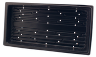 """Super Sprouter Propagation Trays (10"""" x 20"""") with Holes and Super Sprouter Root Star Tray Inserts in Bulk"""