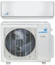 Ideal-Air Pro Series Mini Split (24,000 BTU 16 SEER) Heating & Cooling (700807) UPC 849969020458