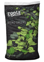 Roots Organics Micro-Greens (1.5 cubic foot bags) in Bulk (AURROMG) UPC 609728632038