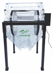 Tom's Tumbler TTT 2600 Commercial System – Trimmer/Pollen Extractor/Dry Sifter (800274) UPC 710822999139