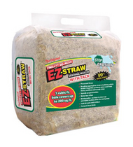 Rhino Seed EZ Straw Mulch with Tack Small (11 pounds) in Bulk (81400014) UPC 615158000248