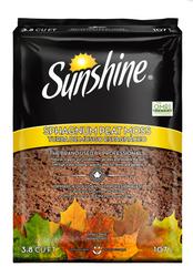 Sunshine Sphagnum Peat Moss (3.8 cubic foot bales) in Bulk (100055188) UPC 064277050441