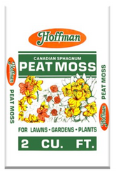Hoffman Canadian Sphagnum Peat Moss (2 cubic foot) in Bulk (HOF15514) UPC 071605155143