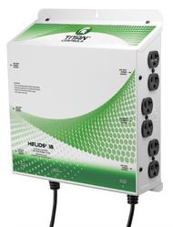 Titan Controls Helios 18 - 12 Light 240 V Controller with Dual Trigger Cords (702843) UPC 849969003840