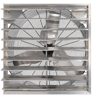 Hurricane Pro Shutter Exhaust Fan 36 inch (736497) UPC 849969025873
