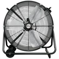 Hurricane Pro Heavy Duty Adjustable Tilt Drum Fan (24 inch) (736485) UPC 849969025750