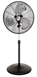 Hurricane Pro High Velocity Oscillating Metal Stand Fan (20 inch) in Bulk (736472) UPC 849969013818