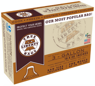 Turkey Bags 10 packs with 100 bags per pack (3 gallon bags 18 inch X 20 inch) in Bulk(744512) UPC 10853814002008