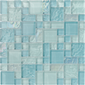 Altoglass Bahamas Inagua Multi size glass tile