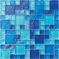 Altoglass Bahamas Nassau Multi size glass tile