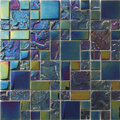 Altoglass Bahamas Abaco Multi size glass tile