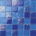 Altoglass Fresh Blue glass tile mosaic