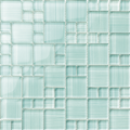 Altoglass Hawai Turquoise glass tile mosaic